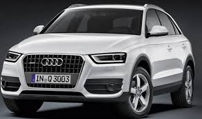 price q3 audi audi q3 dynamic suv launched with rs 38 40 lakh price in india
