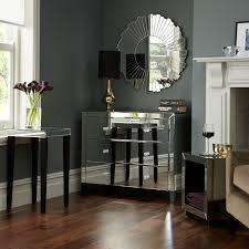 Living Room Furniture Corner Futuristic Wall Sunburst Wall Mirror For Modern Living Room With