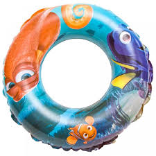 Inflatable Kids Pool Childrens Kids Inflatable Swim Ring Swimming Pool Donut Beach