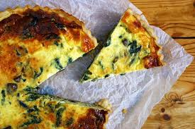 Quiche Blind Bake Or Not Spring Onion Mushroom And Nettle Quiche Belleau Kitchen