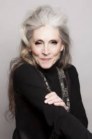 ombre style for older woman beautiful gray hair cuts hair world magazine
