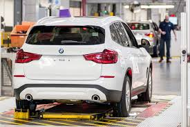 2017 bmw x3 vs 2018 five things to know about the new 2018 bmw x3 and bmw plant
