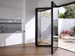 Exterior Folding Patio Doors Use A Bifold Patio Doors