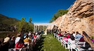 wedding venues in salt lake city utah wedding venue louland falls salt lake