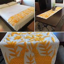 bed runners bed runners handmade masterpieces crafted by mexican indigenous