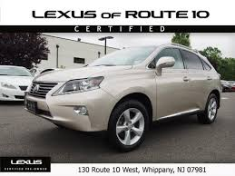 lexus route 10 jersey leather lexus rx used cars in jersey mitula cars