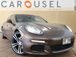 porsche panamera brown brown porsche panamera for sale in