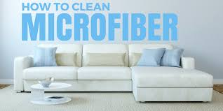 How To Clean Microfiber Sofa At Home How To Clean Your Microfiber Couch