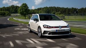 white volkswagen gti 2016 vw golf gti clubsport s 2016 review by car magazine