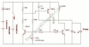 solar powered garden lamp with light sensor u2013 circuit wiring diagrams