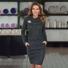 aliexpress buy 2016 new design hot sale hip winter dress office fashion package hip slim mini pencil