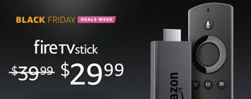 black friday tv deal amazon amazon black friday now fire tv stick only 29 99 blackfriday