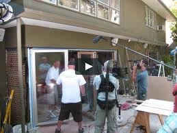 Glass Patio Doors Exterior by T Group Windows And Doors On Vimeo