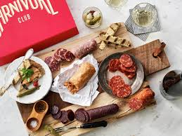 salami of the month club three month artisan charcuterie subscription by carnivore club