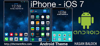 android themes iphone ios 7 theme for samsung samsung galaxy