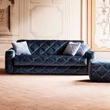 déco canapé canapé lit déco en tissu 2 places douglas by