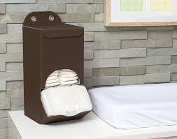 Diaper Stackers Amazon Com Jj Cole Diaper Stacker Cocoa Stripe Discontinued By