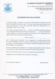 Certification Of Internship Letter Sle 9 Best Letter Writing Tips Images On Pinterest Letter Writing