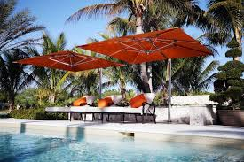 Patio  Things Tuuci  Shade Plantation MAX Cantilever - Plantation patio furniture