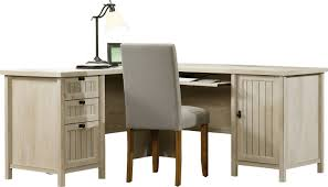 L Shaped Desk With Drawers Laurel Foundry Modern Farmhouse Demorest L Shape Computer Desk