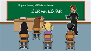 ser vs estar spanish ser vs estar conjugate ser u0026 estar