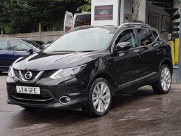 nissan qashqai used 2014 used 2014 nissan qashqai tekna dig t top of the range spec for
