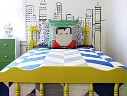 bedrooms stunning superhero decorations batman bedroom ideas