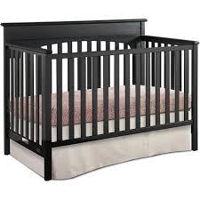 Graco Somerset Convertible Crib Graco 4 In 1 Convertible Crib Pebble Gray Ebay