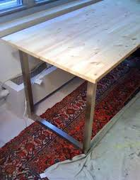 Ikea Table Top Hack Ikea Expedit Desk Hack Hashtagrandom Pinterest Ikea Expedit
