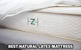 best latex mattress 2017 reviews and ratings sleepholic