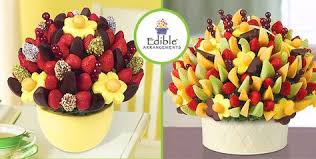 edible fruits basket make someone s day with a heavenly fresh fruit basket from edible
