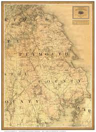 Massachusetts Map by Machusetts Plymouth County Township Map Plymouth Get Free Images