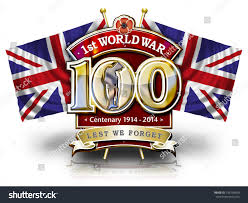 first world centenary graphic poppy soldier stock illustration