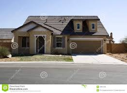 Dormers Only New House With Dormers Over Garage Stock Image Image 29661399