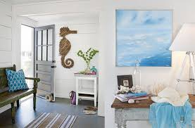 Coastal Home Decor 10 Ways A Vacation Home Feel It U0027s All In The Details