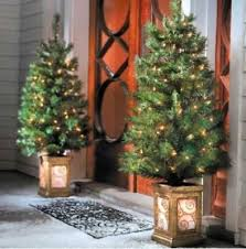 jingle all the way with these outdoor christmas decorations