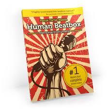 tutorial human beatbox human beatbox personal instrument printed book beatbox guru