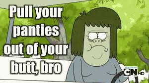 Regular Show Meme - image 358617 regular show know your meme
