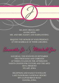 dinner party invitation wording samples wedding invitation sample