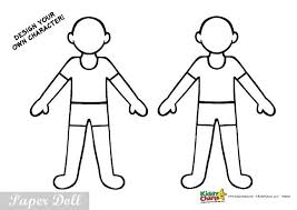 printable paper dolls free printable uniformed paper dolls activity for kids doctors and