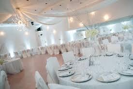 white wedding demers white wedding houston tx demers banquet