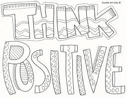 artistic affirmations volume one i am throughout positive coloring