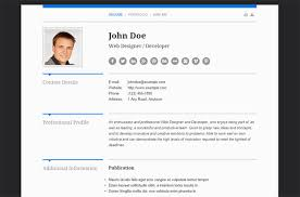 Online Resume Portfolio Examples by 15 Best Wordpress Themes For Creating Resume Cv U0026 Profile