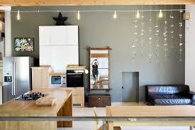 cuisine sur un pan de mur cuisine sur un pan de mur maison design heskal com