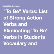 action verbs list manager billybullock us