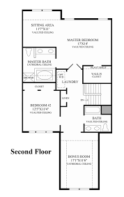 Floor Plans For A Restaurant by Toll Brothers At Valeria The Eastport Home Design