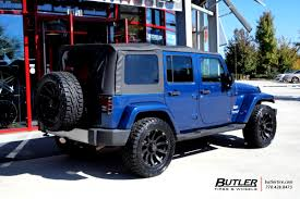 jeep wrangler black jeep wrangler with 20in black rhino sidewinder wheels exclusively
