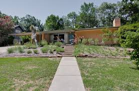 Mid Century Modern Landscaping by Mid Century Modern Homes In Dallas Archives Candysdirt Com