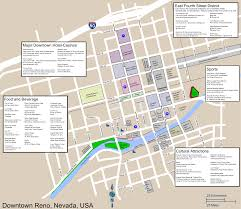 Sparks Nevada Map Map Of Reno Nv Gsmnp Trail Map Map Of Detroit Airport