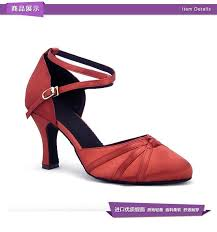 Comfort Ballroom Dance Shoes Fashion Stylish Ballroom Dance Modern Latin Dance Shoes
